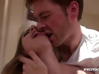 Assfuck Enjoying Stella Cox Does A Buddy A Favour Hither Rigid Poking