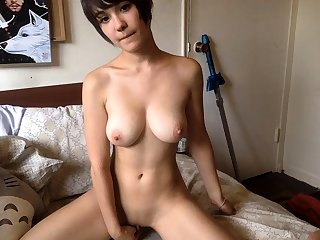 Japanese wiith big boobs