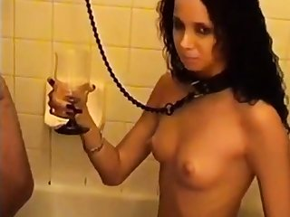 Blue-eyed Shower Peeing Piss 7 WSRH