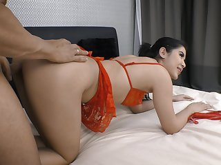 Merciless amateur cam sex at hand a brunette luminous